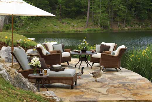 North carolina outdoor furniture and accessories home for Outdoor home accessories